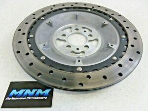 02-17 Honda GL1800 Goldwing GL 1800 F6B Rear Wheel Brake Caliper Pad Disc Rotor