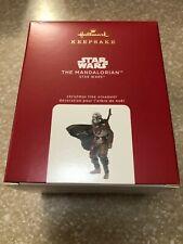 2020 Hallmark Keepsake Ornament The Mandalorian Star Wars Immediate Shipping
