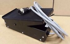 WELDER FOOT PEDAL - to suit EWM and Messer tig machines with a 19 pin connector