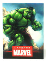 2011 Legends Of Marvel Hulk Card Rittenhouse Archives Limited Edition 348/1939