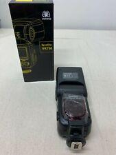 Voking VK750 Manual LCD Display Universal Flash Speedlite for Canon Nikon Sony