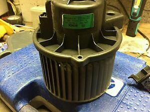 Smart car 450 fortwo coupe blower motor fan