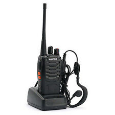 Baofeng BF-888S UHF 400-470MHz 5W Handheld Two way Ham Walkie Talkie  Radio  CY
