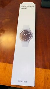 Samsung Galaxy Watch4 Classic SM-R890 46mm Stainless Steel Case with LTE