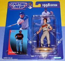 1998 CAL RIPKEN JR Baltimore Orioles HOF - low s/h - Kenner Starting Lineup