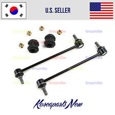 Front Stabilizer Bar Link + Bushings (4pcs) for Elantra Sedan 2011-2016 ⭐⭐⭐⭐⭐