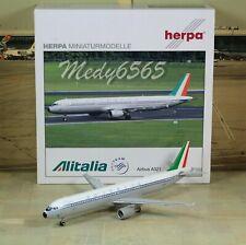"""Herpa Wings Alitalia """"Retro Color"""" Airbus A321 1/200"""