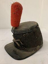 Original US Artillery Indian Wars Soldiers Shako Helmet 1860's - 1870's