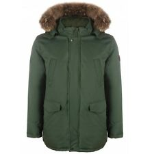 NEU AF AIRFORCE Fake Fur Fell Parka Winterjacke 8 128 134 jacket UVP219€ grün