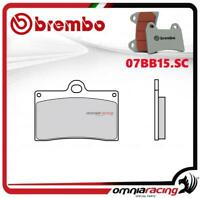 Brembo SC Pastiglie freno sinterizzate anteriori Ducati 750 Supersport 1991>1998