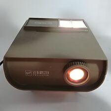 Vintage GAF View-Master 30 Standard Projector 120V 30Watt Made in USA