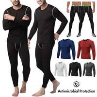 50/%off ZNX Defende Compression Gear Top /& Bottom Sports Leggings Shirts For Men