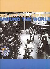 In tutto il mondo-RED HOT CHILI PEPPERS - 1999 SPARTITI MUSICALI