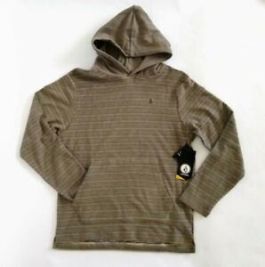 Volcom Big Youth Chiller Pullover Lightweight Hoodie Youth Size Large 14/16