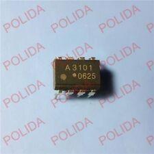 1PCS OPTOCOUPLER AVAGO/AGILENT DIP-8 HCPL-3101-000E HCPL-3101 A3101