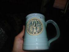 Death Wish Coffee/Saratoga Coffee Traders Goddess of Winter Mug 102/300 RARE!!