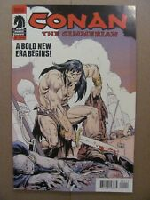 Conan The Cimmerian #1 Dark Horse 2008 Series Joe Kubert Varaint 9.4 Near Mint