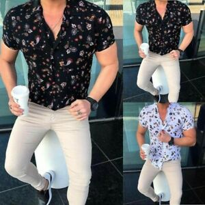 T-shirt Short Sleeve Summer Blouse Tees Breathable Tops Business Vacation