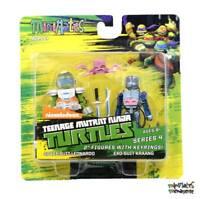 Teenage Mutant Ninja Turtles Minimates TRU Wave 4 Space Leonardo & Exo Kraang
