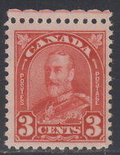 Canada #167 3¢ King George V Arch Issue Mint Never Hinged - F