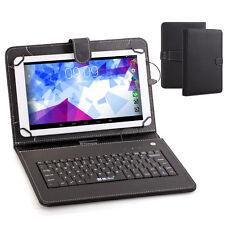 "iRULU eXpro X1 Plus 10.1"" Android 6.0 Tablet Quad Core 8GB WiFi w/Black Keyboard"