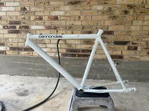 bike frame, 58 cm, MTB, 26 in wheels, cannondale