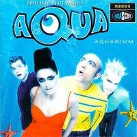 Aqua - Aquarium (1997)  CD  NEW/SEALED  SPEEDYPOST                  (885 020-2)