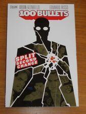 100 Bullets Split Second Chance Vol 2 Vertigo (Paperback)< 9781563897115