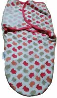 0-3 months old Baby Organic Cotton Summer SwaddleMe Blanket Wraps Sleeping Bag