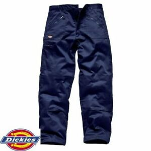 Dickies WD814 Redhawk Super Action Combat Work Trousers Zip Pockets - SIZE 38S