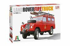 ITALERI 3660 1/24 Land Rover Fire Truck