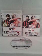 JUEGO PLAY STATION 3 PS3 FIFA 2009 09 EA SPORTS PAL