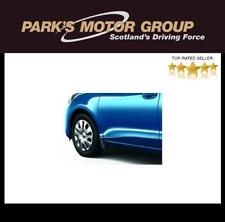 Genuine Toyota Yaris Mud FlapS Splash Guards Mudguard Front 07/11-05/15 ***