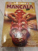 Retro Vintage Mancala Game By Lazy Days 1970