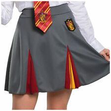 Womens/Teen Harry Potter Gryffindor Uniform Hermione Halloween Costume Skirt