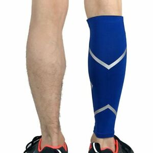 Men/Women Cycling Compression Leg Warmer Breathable Basketball Football Running