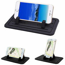 Silicon Pad Dash Cellphone Car Mount Holder Cradle for iPhone 7 Samsung S7 S6 LG
