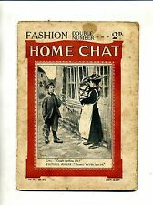 HOME CHAT - Fashion Double Number # March 24, 1906