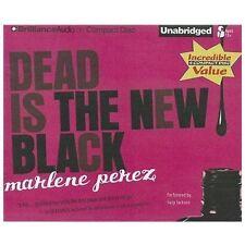Dead Is: Dead Is the New Black 1 by Marlene Perez (2012, CD, Unabridged)
