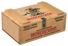 Winchester 250 Wood Ammo Box 15X9.5X5.25
