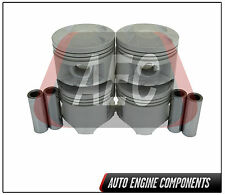 Piston Set Fits Honda Civic Del Sol 1.5 L  D15B1, 2, 6, 7, 8  4  SOHC - SIZE 020