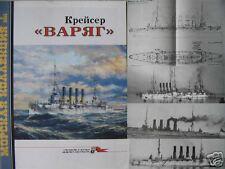Russian Imperial Navy Cruiser VARYAG