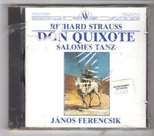 (GZ265) Richard Strauss, Don Quixote - 1988 sealed CD