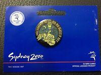 Sydney 2000 Olympics Australia 599 Days to Go Pin Badge (3233115C7)