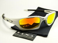 Oakley Mag Switch Magnesium Pearl Fire Sonnenbrille Romeo Juliet Penny Half Four