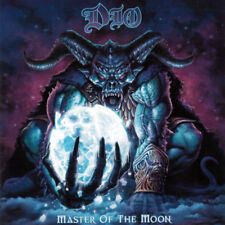 DIO Master of the Moon, RONNIE JAMES Rainbow Black Sabbath CD NEW