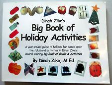 New Old Stock Dinah Zike's Big Book of Holiday Activities