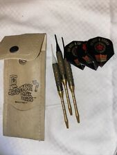 New listing vintage english mark darts The Rose And Crown Marked
