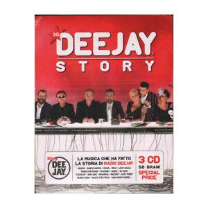 AA.VV. Box 3 CD Deejay Story - Radio Deejay Universal Sigillato