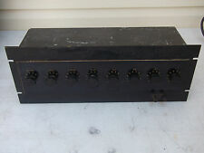 VINTAGE DECADE RESISTOR 1.0 Ohm-29,999,999 Ohms/29.9MOhms FREE SHIPPING